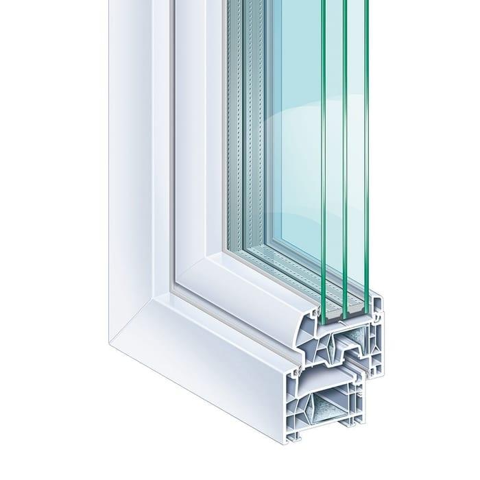 okna pcv system okienny k mmerling 76 ad bewi producent stolarki pcv i al. Black Bedroom Furniture Sets. Home Design Ideas